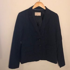 Navy Suit from Banana Republic